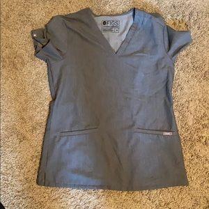 Wear Figs Casma 3 pocket  scrubs XS!